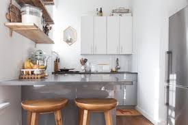 Small Kitchen Apartment Therapy Renters Solutions Apartment Therapy