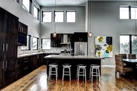 ... 2017 Grey Kitchen Walls Gray Kitchen Walls With Dark Cabinets ...