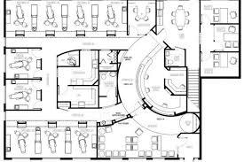 Dental Office Design Floor Plans Nine Chair Dental Oval Office
