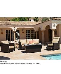 patio furniture for heavy weight you ll