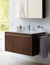 X Large Chestnut Dark 600mm Vanity Unit With 650mm Basin
