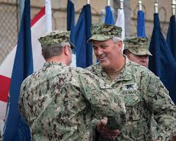 Interview With Rear Adm Collin P Green Commander Naval
