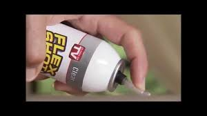 the easiest way to caulk seal and bond flex shot as seen on tv