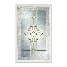 laurel decorative door glass insert inserts barrie