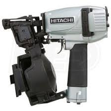 hitachi roofing nailer. hitachi 1 3/4\ roofing nailer
