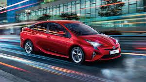 All New Toyota Prius - Hybrid DNA - YouTube