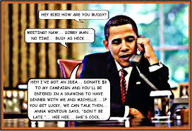 Image result for OBAMA CARTOON