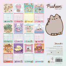 Pusheen Calendar 2020