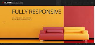 Design Themes Beautiful Collection Of Wordpress Interior Design Themes