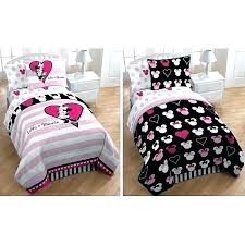 mickey mouse twin comforter bed set bedding designs minnie bedroom orter mo
