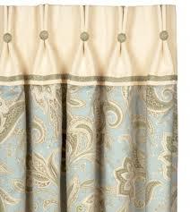 black and white designer shower curtain  ideas for designer