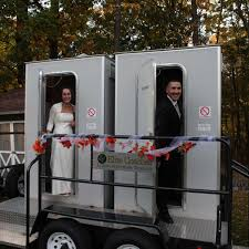 bathroom trailers. The Luxury Portable Toilet Guide For Diy Wedding Brides Johnny Bathroom Trailers