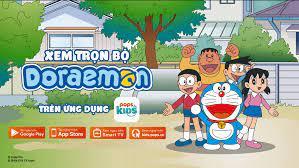 Vì sao bố mẹ nên cho con xem hoạt hình Doraemon trên ứng dụng POPS Kids? -  POPS Blog