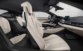 2018 bmw i8 interior. perfect 2018 2018bmwi8interiorleatherseatsandsteering on 2018 bmw i8 interior f