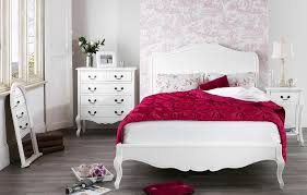 Shabby Chic White Bedroom Furniture Juliette White Shabby Chic Bedroom Furniture