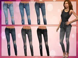 Teen tight jeans 2 dvdrip