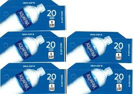 Small Vending Machines Ebay Interesting Aquafina Water 48 Oz Bottle 48 Small Same Vending Machine Labels EBay