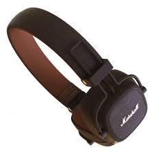<b>Беспроводные наушники Marshall</b> Major III Bluetooth ,коричневый ...