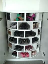 Revolving Shoe Tree Rack Ideas Creative And Unique For Small Spaces Near Me