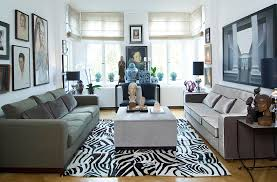 How To Brighten Up A Bad View With Window Blinds Curtains And Interesting Living Room Shades Decor