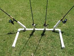 fishing rod holders diy