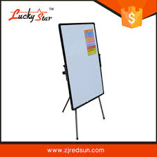 Free Standing Flip Chart Luckystar Collapsible Whiteboard Flip Chart Stand With Free Standing Antique Wooden Easel Buy Flipchart Flipchart Easel Antique Wooden Easel Product