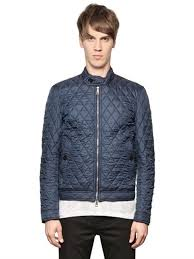 Burberry Quilted Nylon Bomber Jacket | Where to buy & how to wear & ... Navy Quilted Bomber Jackets Burberry Quilted Nylon Bomber Jacket ... Adamdwight.com