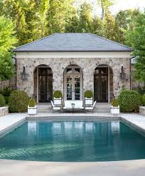 how to build pool 32 best pool house images on outdoor rooms outdoor