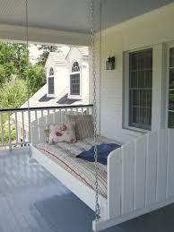 Diy Porch Swing Diy Hanging Bed Porch Swing Wilker Dos Image On Fascinating