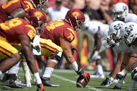 Usc Football Depth Chart 2017 Post Signing Day Projected
