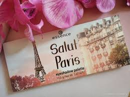 <b>Essence</b> Salut Paris Eyeshadow Palette — Vera0305 — отзывы ...