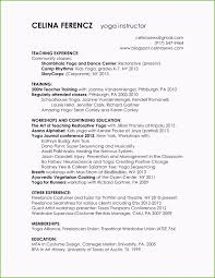 Yoga Teacher Resume Yoga Teacher Resume Needful Figure Celinasews My Current Resume Bio