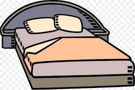Bedroom Cartoon Bed making Clip art Bed Cliparts png download