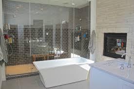 model show home traditional bathroom