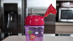 not all sippy cups are the same and some little ones found the attached cap on