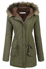 Beyove <b>Womens</b> Hooded Warm Winter Coats with <b>Faux Fur Lined</b>
