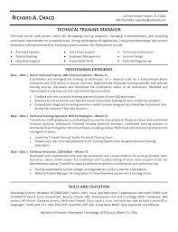 Technical Trainer Resume Fitness Trainer Resume Instructor Zumba Sample Socialum Co