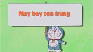 Phim Hoạt Hình Doraemon Mới Nhất Doremon Hay Nhất | Máy Bay Côn Trùng -  YouTube