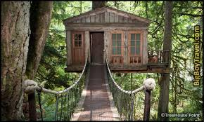 Treerific TreehousesTreehouse Pic