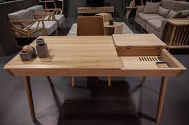 diy modern wood desk