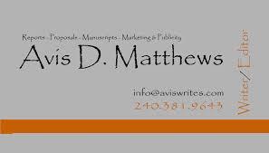 Avis Matthews Writing/Editing - Posts | Facebook