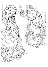 printable rescue bots coloring pages transformers for boys b