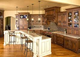 knotty alder cabinets knotty alder cabinets for a traditional kitchen with a large island and beaded knotty alder cabinets