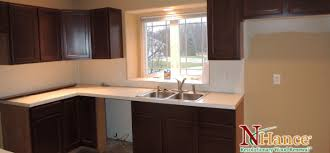 Is Refacing Kitchen Cabinets Worth It Inspiration NHance Why Worry About Morristown Oak Cabinet Refacing Reviews