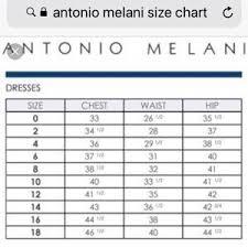 Antonio Melani Dress Nwt