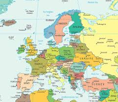 europe political map political map of europe  worldatlascom