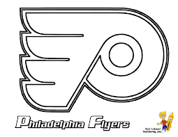 NHL Team Logos Coloring Pages - GetColoringPages.com