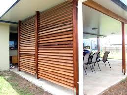 privacy patio screens teak outdoor privacy screens