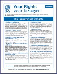 Taxpayer Bill of Rights 232x300