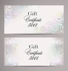 gift certificates format gift certificate template free vector download 15 806 free vector